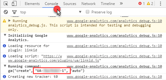 how to add goolge analytics tracking id to your site