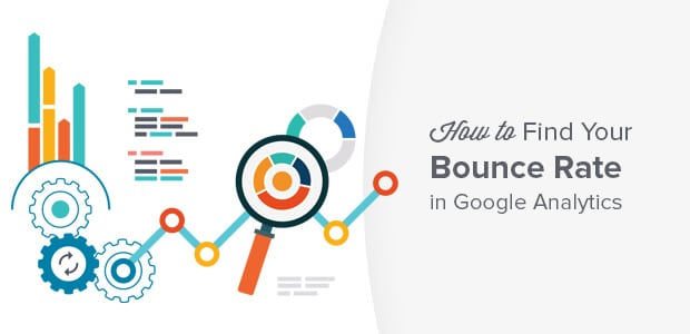 how to find your bounce rate in google analytics