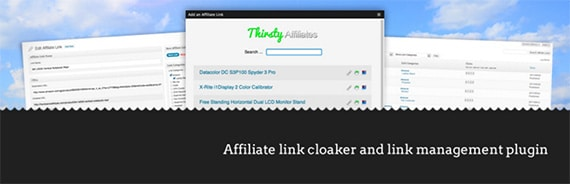 affiliate link plugin wordpress