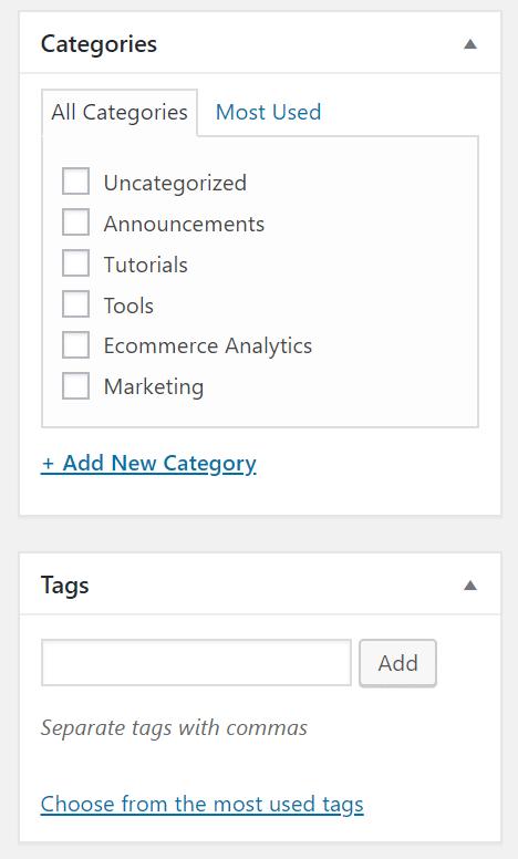 wordpress-categories-and-wordpress-tags