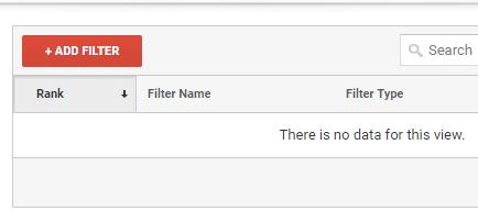 click add filter