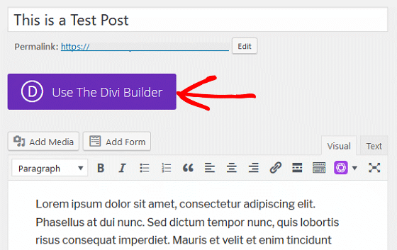 Bloom Conversion Tracking - Divi Builder Button