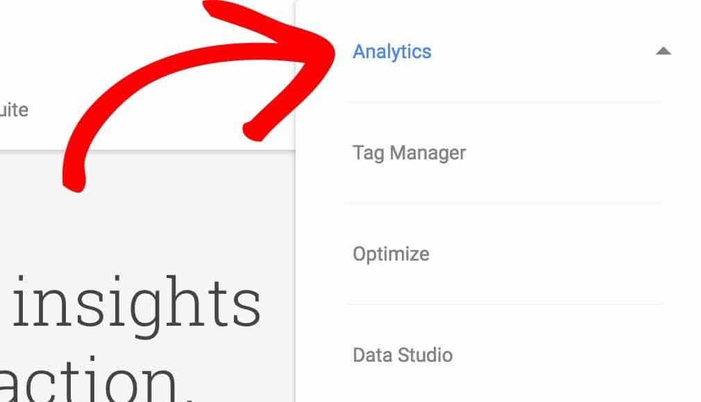 Find Out if You Already Have a Google Analytics Account
