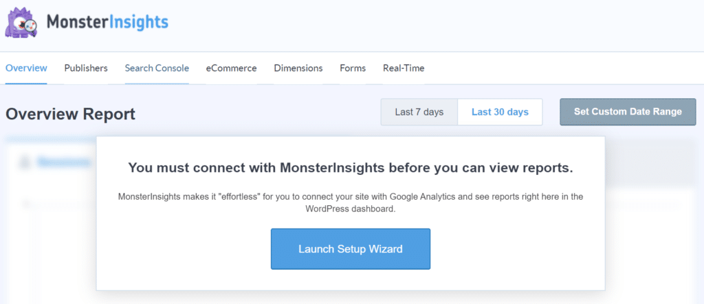 authenticate-monsterinsights