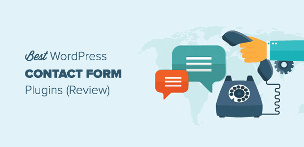 Best WordPress Contact Form Plugins Review