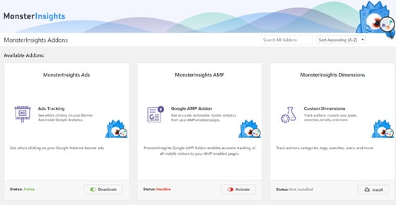 monsterinsights-plugin-addo