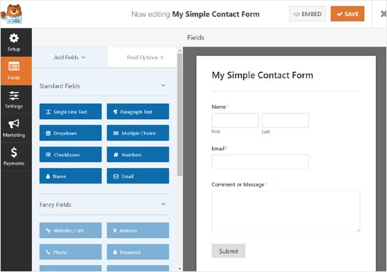 wpforms-form-builder-how-to-add-a-contact-form-in-wordpress