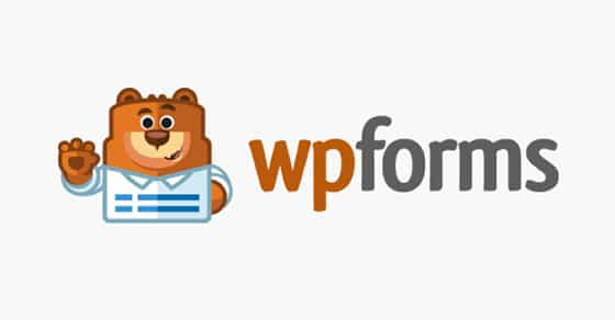 WPForms is the best wordpress contact form plugin
