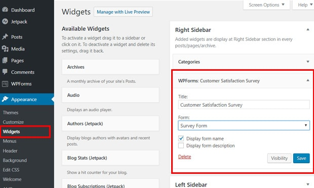 add-survey-form-widget