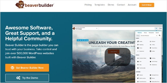 beaver-builder-best-wordpress-page-builder