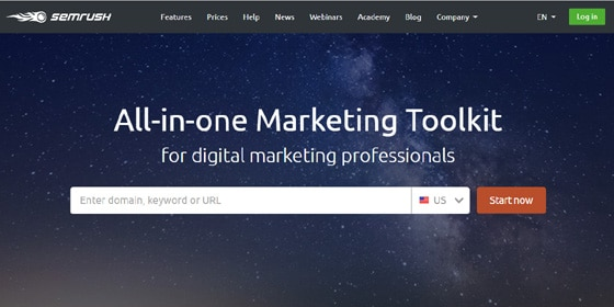 semrush-marketing-tool