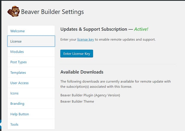 beaver-builder-license-update