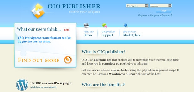 oio-publisher-advertising-tool-wordpress
