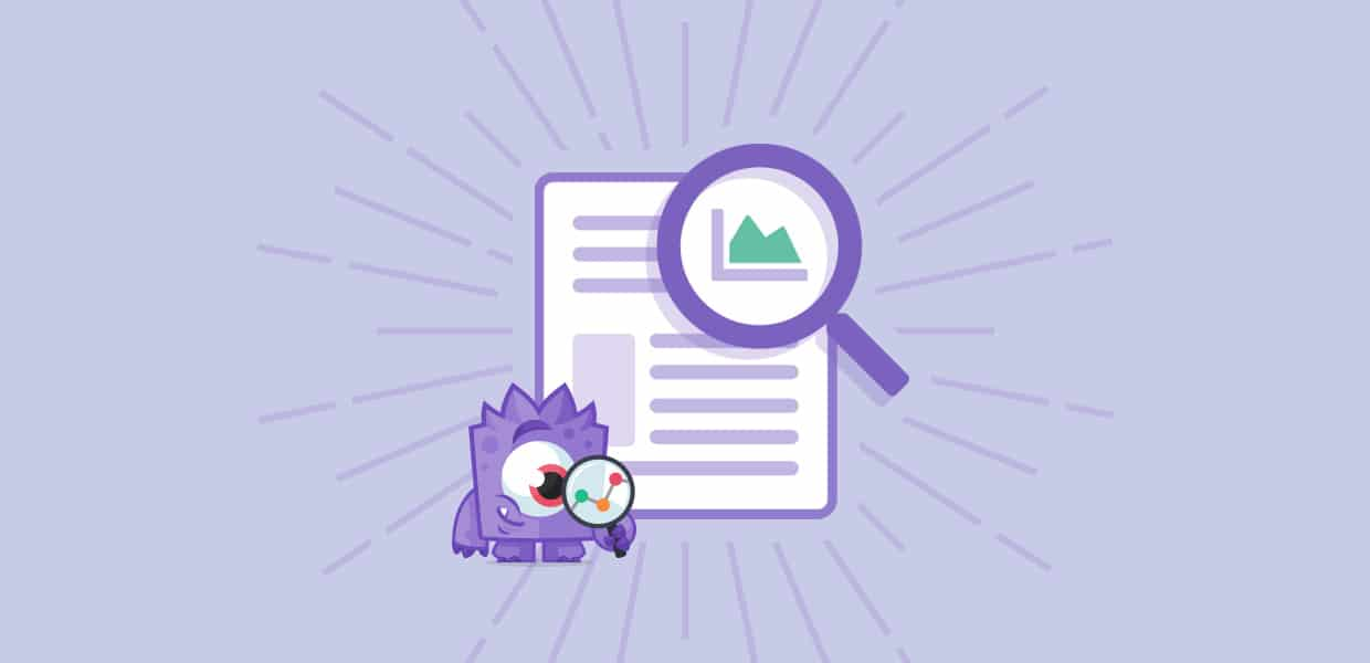 Page Insights for WordPress by MonsterInsights