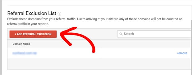 How to Add PayPal to Referral Exclusion List in Google