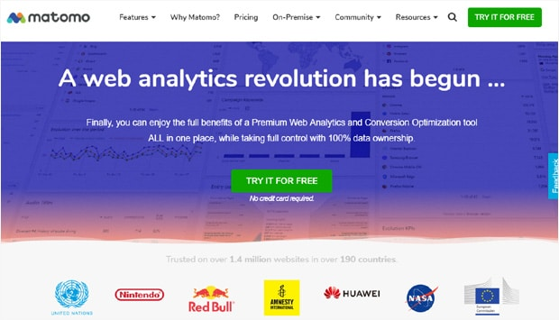 Matomo vs  Google Analytics - Which is a Better Web