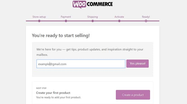 woocommerce-set-up