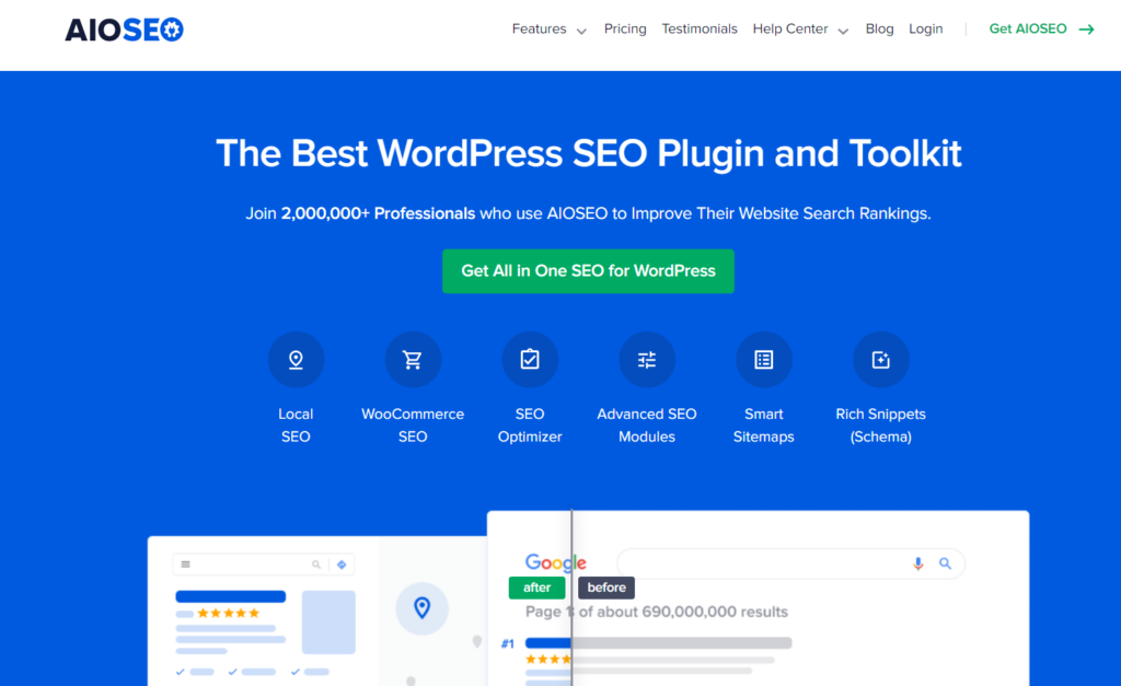 all in one seo best seo plugin