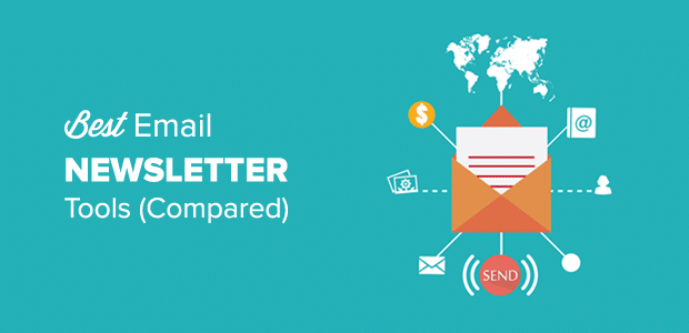Best Email Newsletter Tools Compared