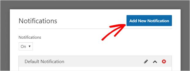 Ajouter une nouvelle notification pour le bon de commande
