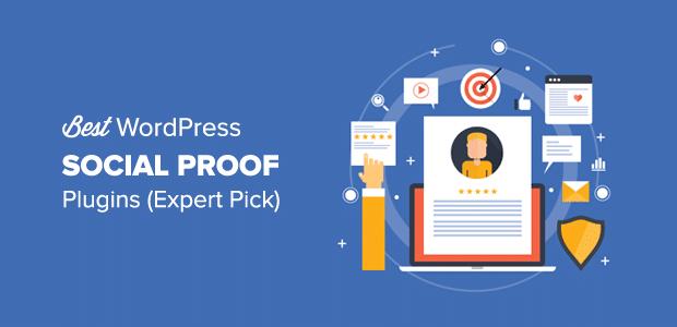 Best Social Proof WordPress Plugins