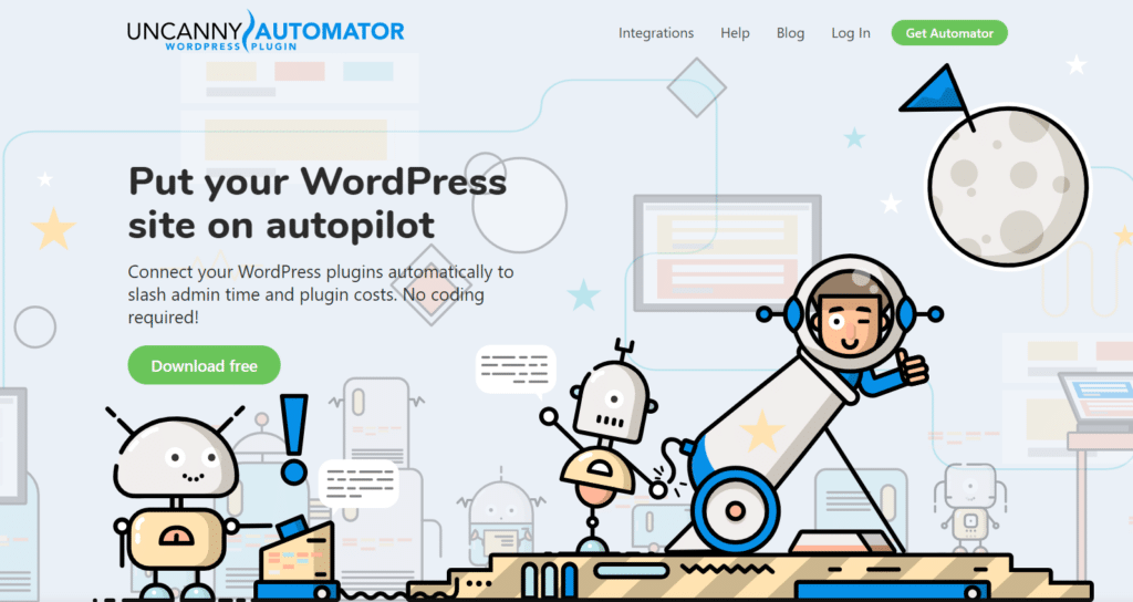 uncanny automator best wordpress plugin