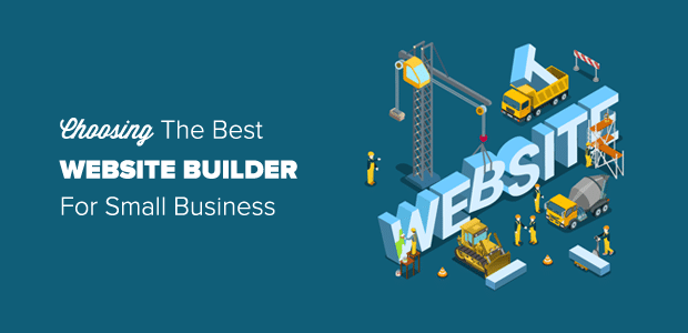 Choosing the Best Website Builder Platform for Small Business