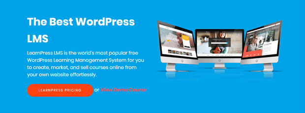 LearnPress Free WordPress LMS Plugin