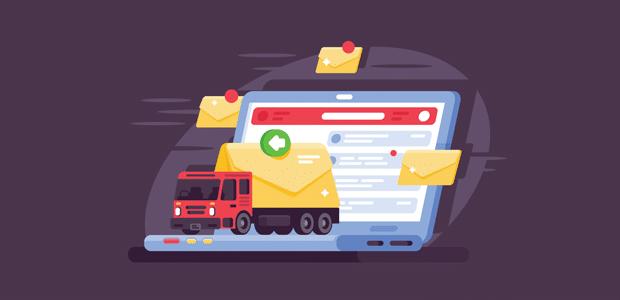 Services SMTP pour la délivrabilité du courrier électronique