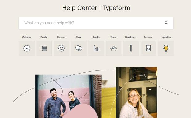 Typeform Help Center