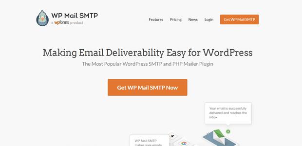 WP Mail SMTP Best WordPress SMTP Plugin