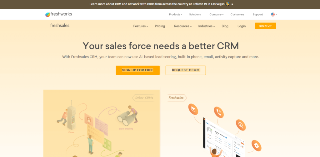 Freshsales-simple-crm-for-small-business