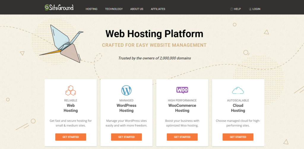 Siteground-web-hosting-to-build-advanced-websites-cost