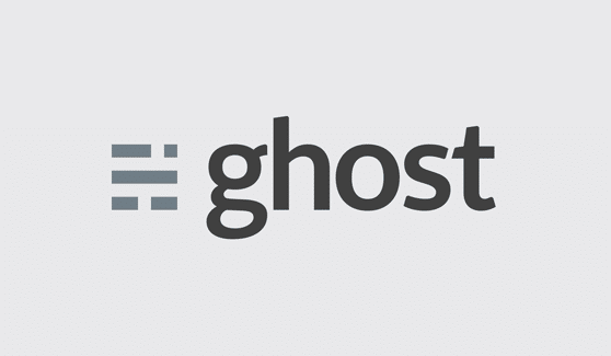 Ghost Blogging Software