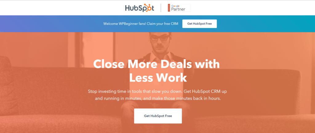 """hubspot-best-crm-pour-petites-entreprises """"width ="""" 620 """"height ="""" 261 """"srcset ="""" https://www.monsterinsights.com/wp-content/uploads/2019/08/hubspot-best-crm -pour-petites-entreprises-1024x432.png 1024w, https://www.monsterinsights.com/wp-content/uploads/2019/08/hubspot-best-best-crm-for-small-business-300x126.png 300w, https : //www.monsterinsights.com/wp-content/uploads/2019/08/hubspot-best-crm-for-small-business-768x324.png 768w """"tailles ="""" (largeur maximale: 620px) 100vw, 620px """" /></a></noscript></noscript><img class="""