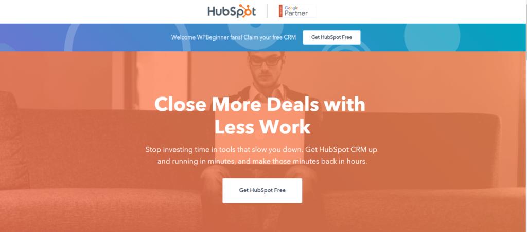 hubspot-meilleur-marketing-logiciel-automatisation-pour-contenu-marketing