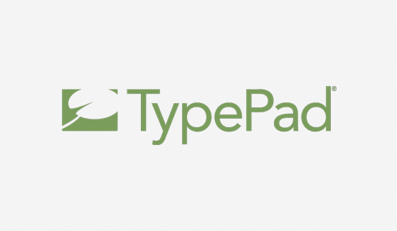 Typepad Simple Blog Site