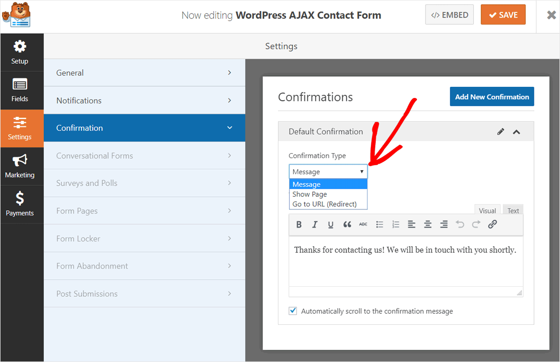 How to Create a WordPress AJAX Form that Submits Without Refresh