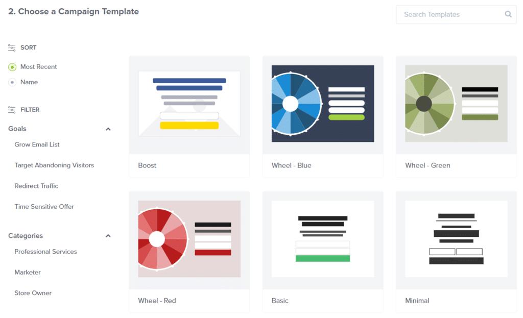 choose-a-template