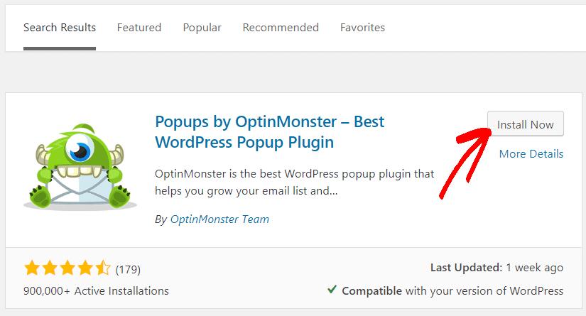 install-optinmonster-plugin
