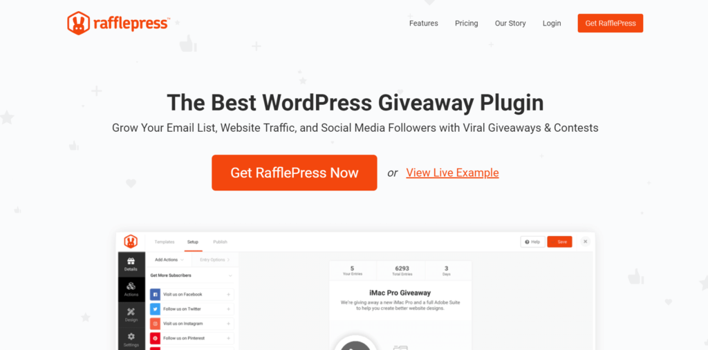 rafflepress-best-online-contest-software