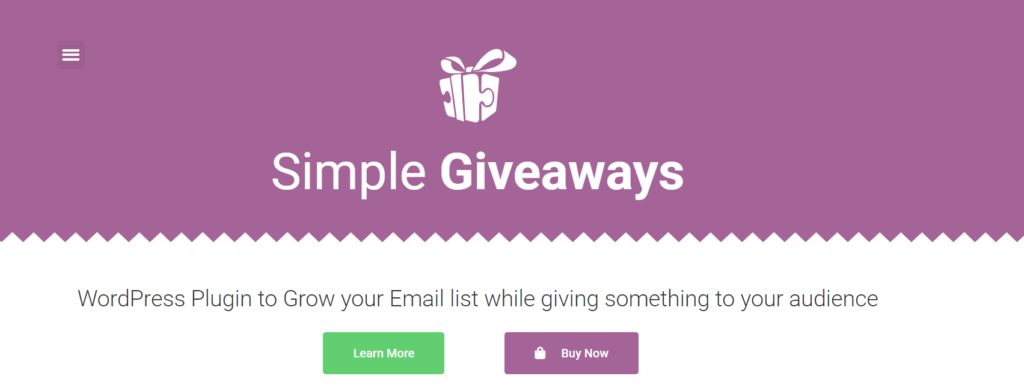 simple-giveaways-wordpress-plugin