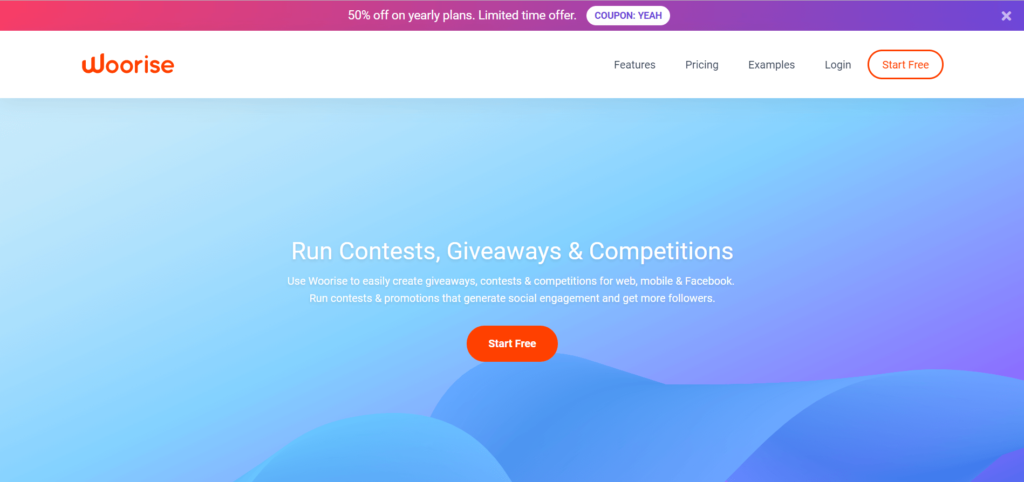 woorise-best-giveaway-competition-tool