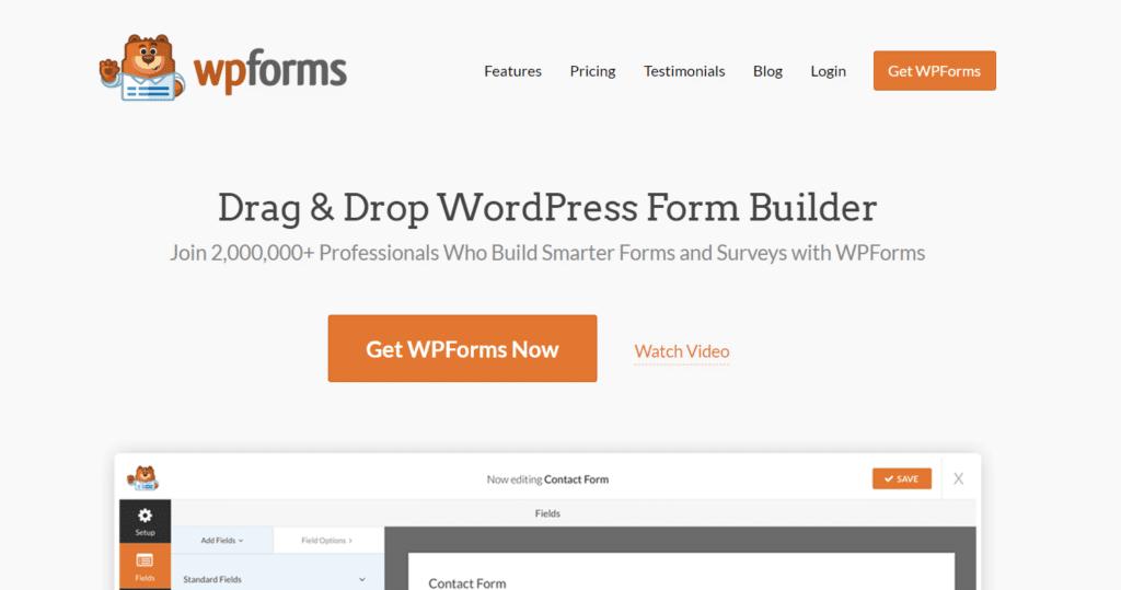 file upload forms wordpress