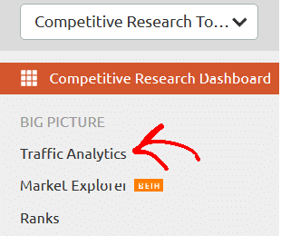 traffic analytics report