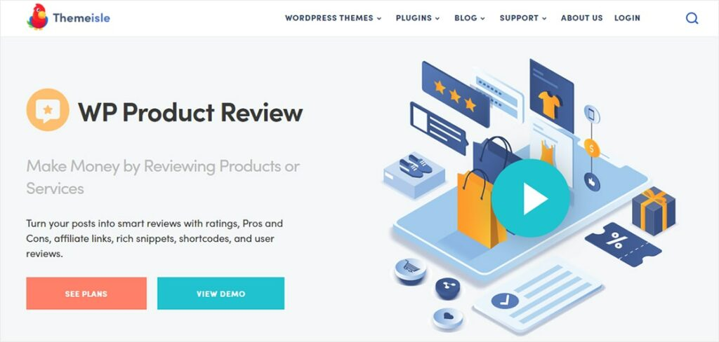 add product reviews
