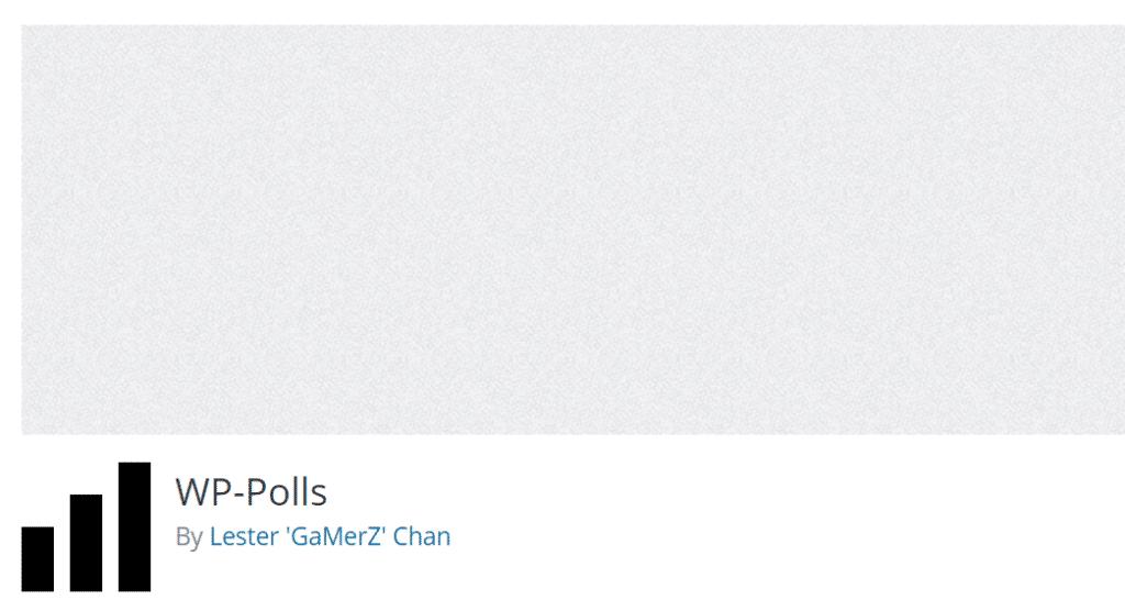 wp-polls-free-wordpress-survey-plugin