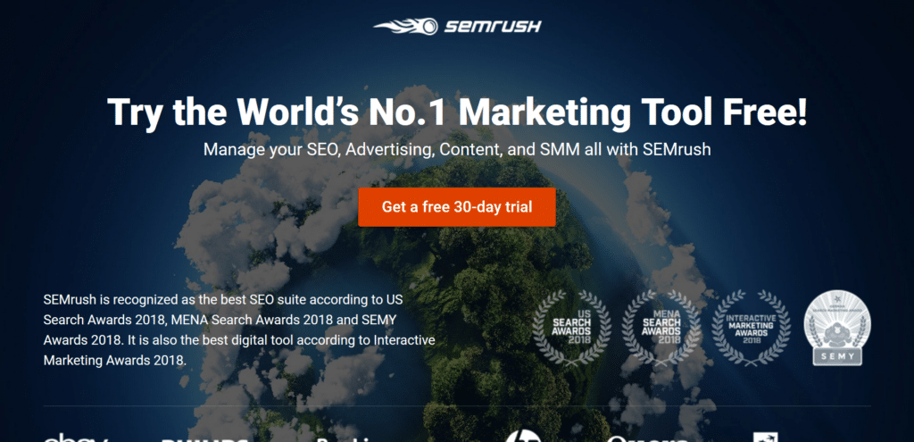 semrush-best-keyword-research-tool