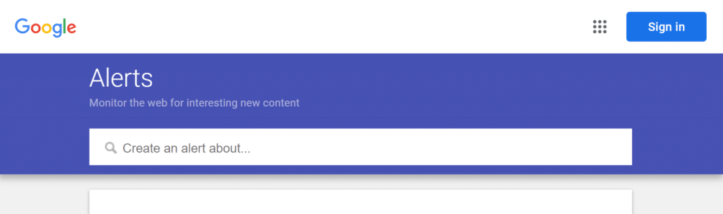 login-google-alerts