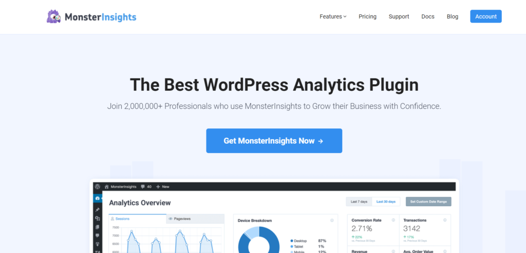 monsterinsights-best-woocommerce-google-analytics-plugin